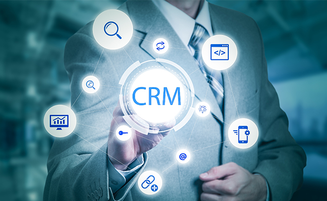Real Estate CRM Marketing Funnel