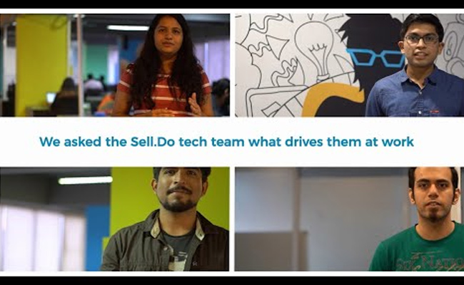 Tech Achievers of Sell.Do | Employee Testimonial | Real Estate CRM Development Team