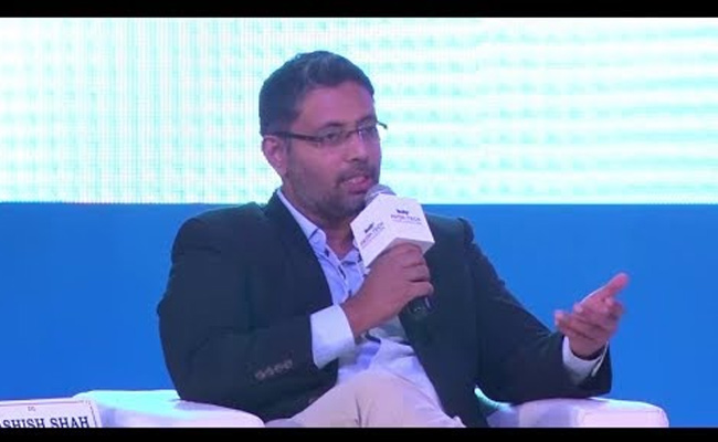 "Vikram Kotnis on ""Dawn of Reality- Next big thing on tech agenda"" at Realty+ Proptech Summit"